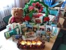 Kartki świąteczne dla oddziału onkologii