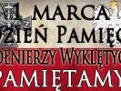 Narodowy Dzień Pamięci ,,Żołnierzy Wyklętych