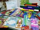 Zbiórka materiałów kreatywnych